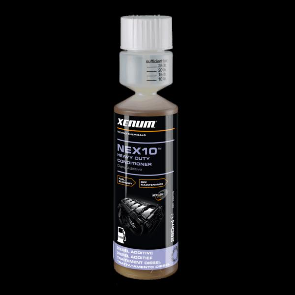 NEX10 - эффективная присадка для дизельного топлива 1