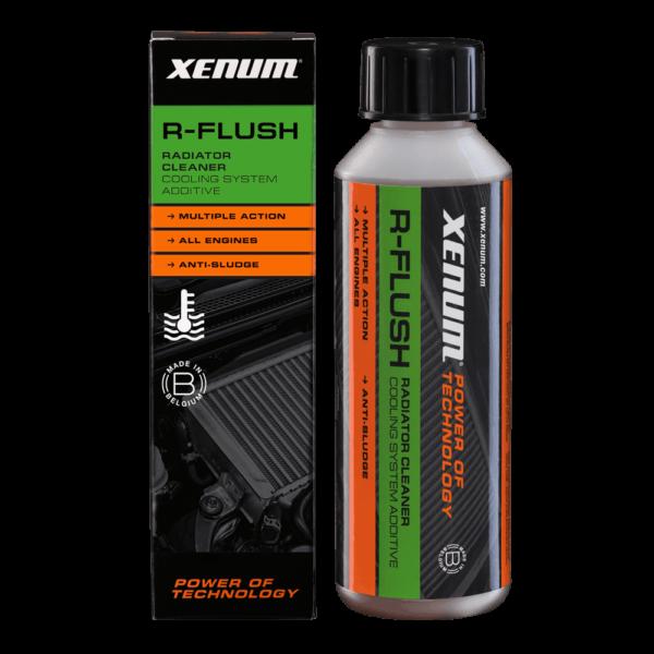 Присадка для очищення системи охолодження XENUM R-FLUSH 250 мл 1