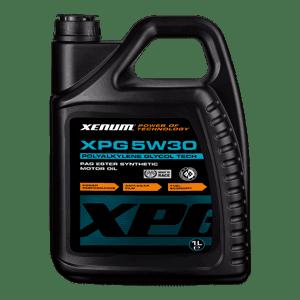 XPG 5W30 - Поліалкіленгліколеве синтетичне моторне мастило 1