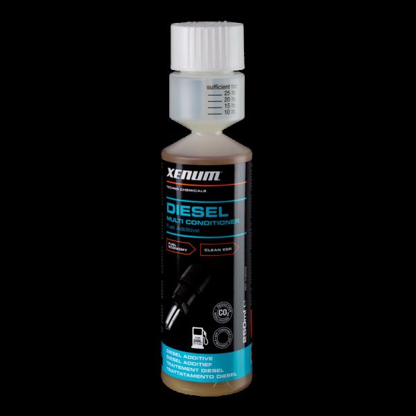 DIESEL MULTI CONDITIONER - многофункциональная добавка в дизельное топливо, концентрат 1