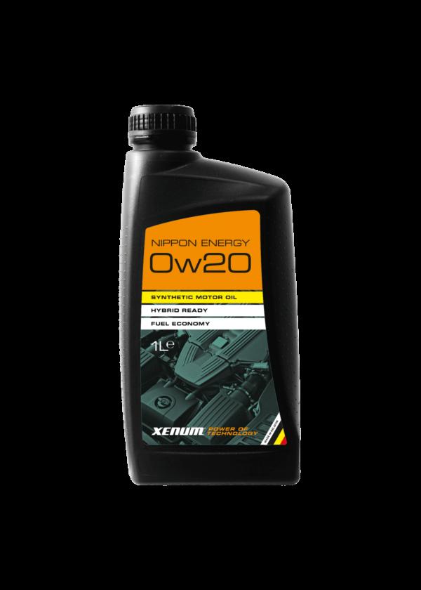 Nippon Energy 0W20 - Cинтетичне моторне мастило 1