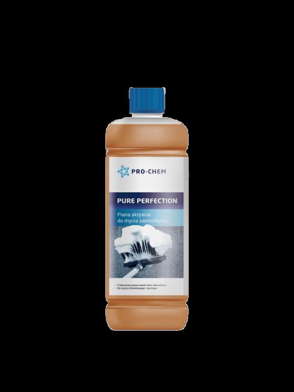 PURE PERFECTION - Активна піна для миття автомобілів 1