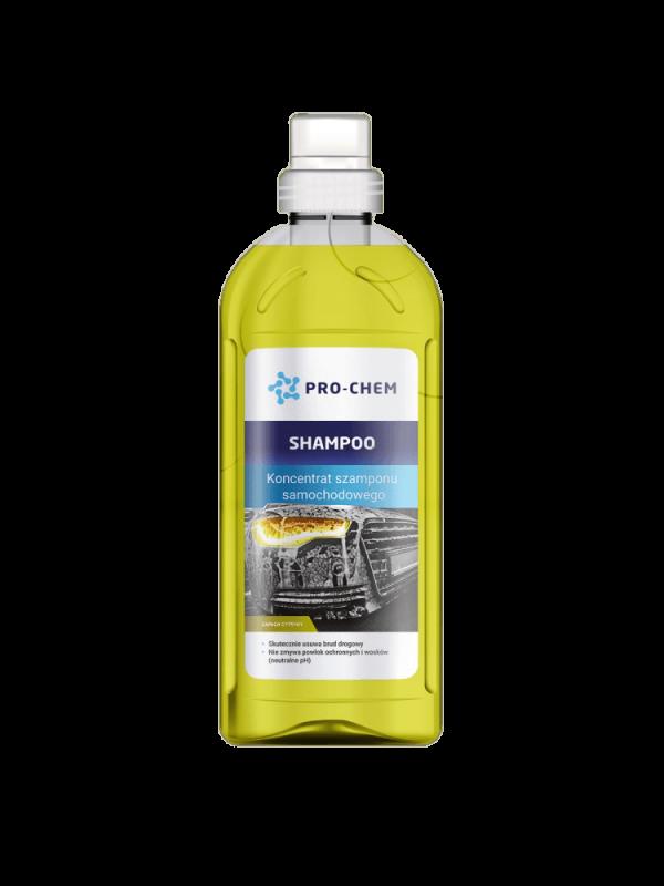 SHAMPOO - Автомобільний шампунь з нейтральним рН 1