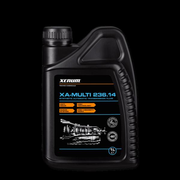 Трансмісійна олива XENUM для АКПП XA-MULTI 236.14 1 л 1