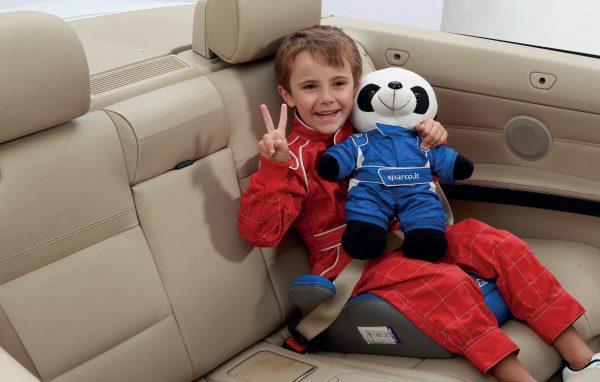 Дитяче сидіння - бустер Sparco F100K 1