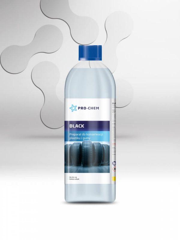 BLACK - Засіб для збереження та консервації пластику та гуми 3