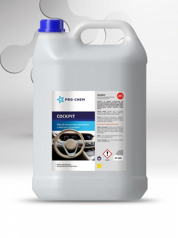 COCKPIT - Рідина для консервації пластикових компонентів 3