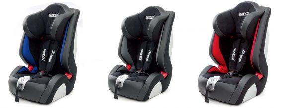 Дитяче автокрісло SPARCO F1000K PU Premium 7