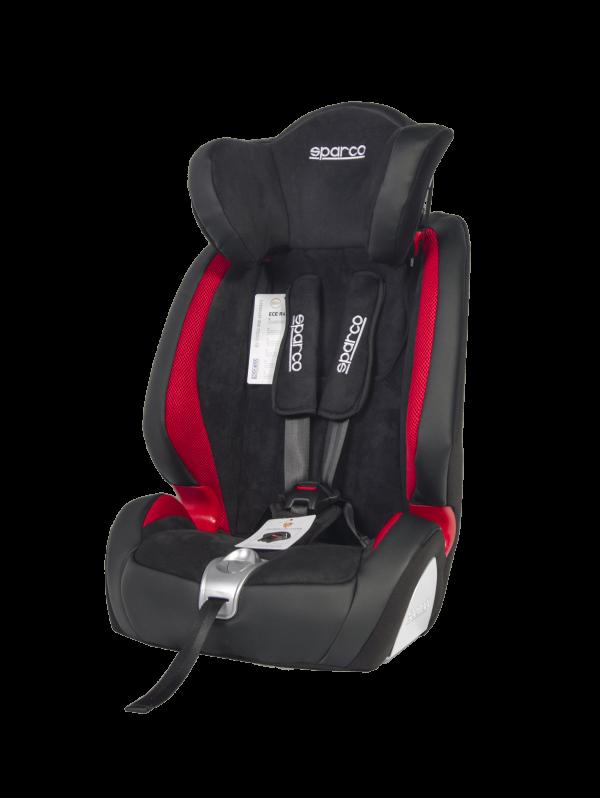 Дитяче автокрісло SPARCO F1000K PU Premium 9