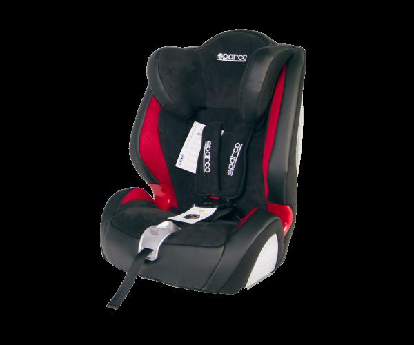 Дитяче автокрісло SPARCO F1000K PU Premium 10