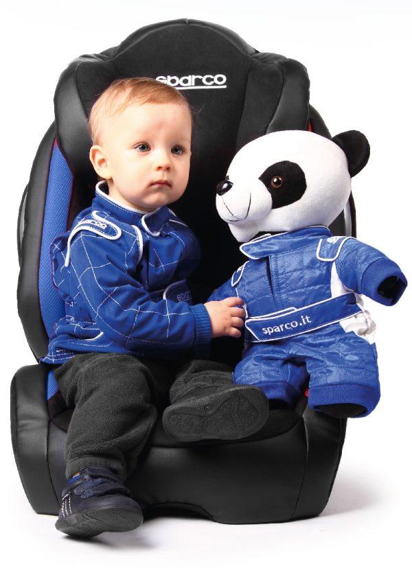 Дитяче автокрісло SPARCO ISOFIX F1000K G23 5