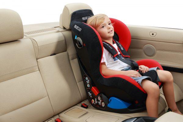 Дитяче автокрісло SPARCO   F5000K 3
