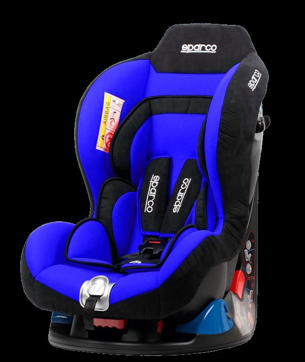 Дитяче автокрісло SPARCO   F5000K 7