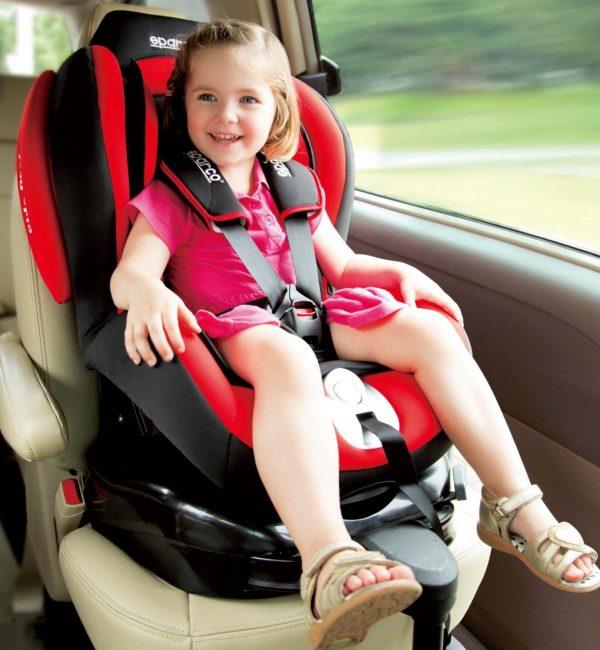 Дитяче автокрісло SPARCO F500i ISOFIX 10