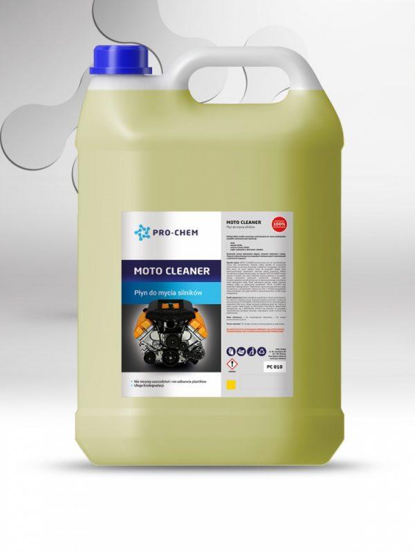 MOTO CLEANER - Рідина для очистки та миття двигунів 2