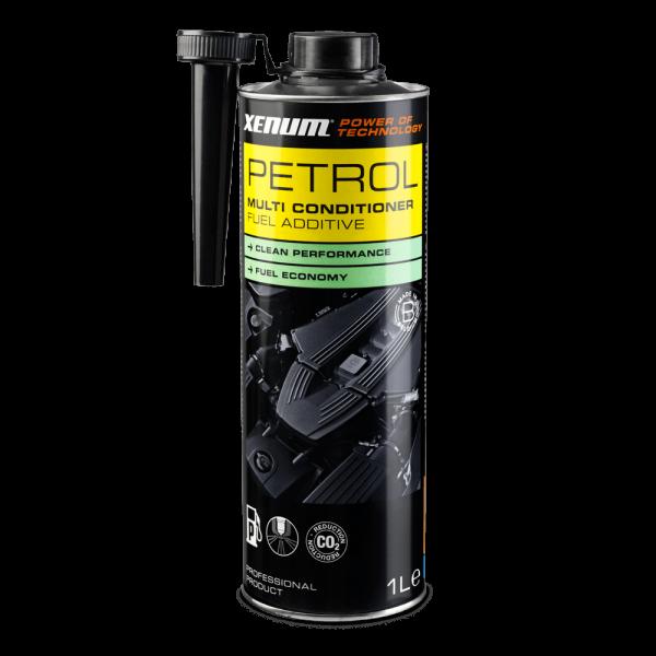 Бензинова присадка для очистки та змащення паливної системи XENUM PETROL MULTI CONDITIONER 250 мл 1