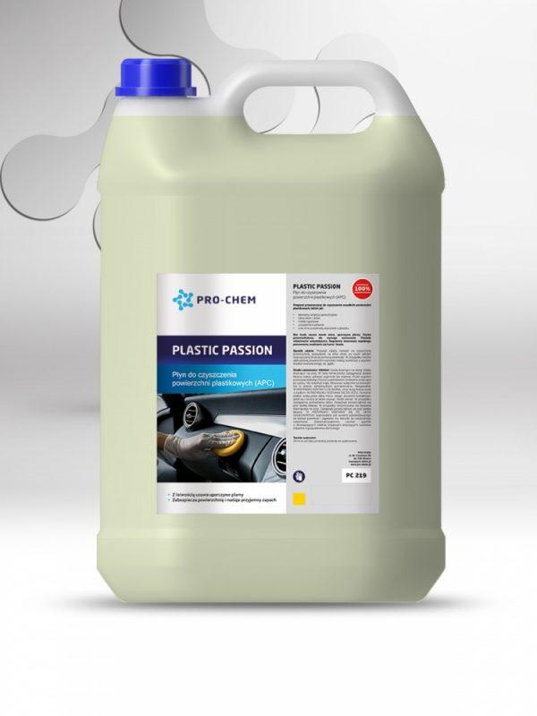 PLASTIC PASSION - Рідина для очищення пластикових поверхонь (APC) 2