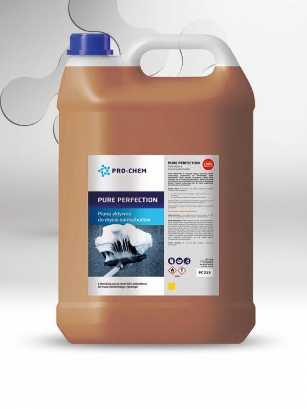 PURE PERFECTION - Активна піна для миття автомобілів 2
