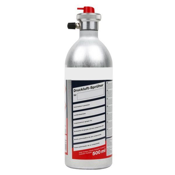 SOLVENT ALU - Алюмінієвий обприскувач під тиском багаторазового використання 500 мл 1