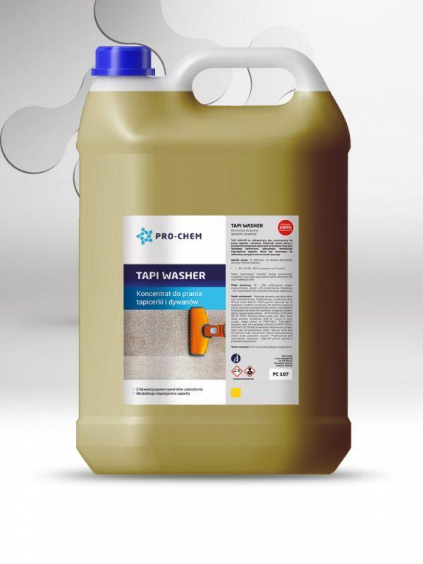 TAPI WASHER - Концентрат для чищення оббивки та килимків 2