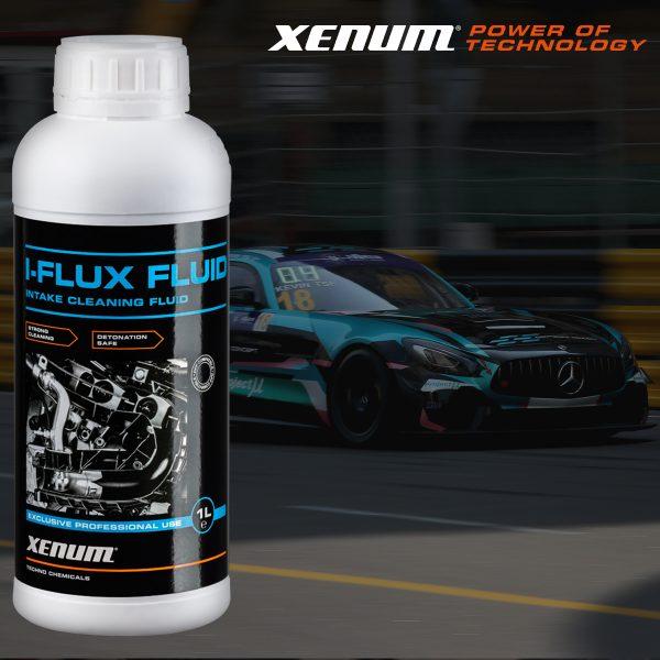 Очисник впускного колектора та EGR дизельного двигуна XENUM I-FLUX FLUID 1 л (6124001) 1