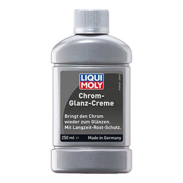 Поліроль для хрому - Chrom-Glanz-Creme 0.25 л. 1