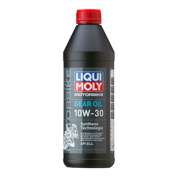 Трансмісійне масло - Motorbike Gear Oil 10W-30 1 л. 1