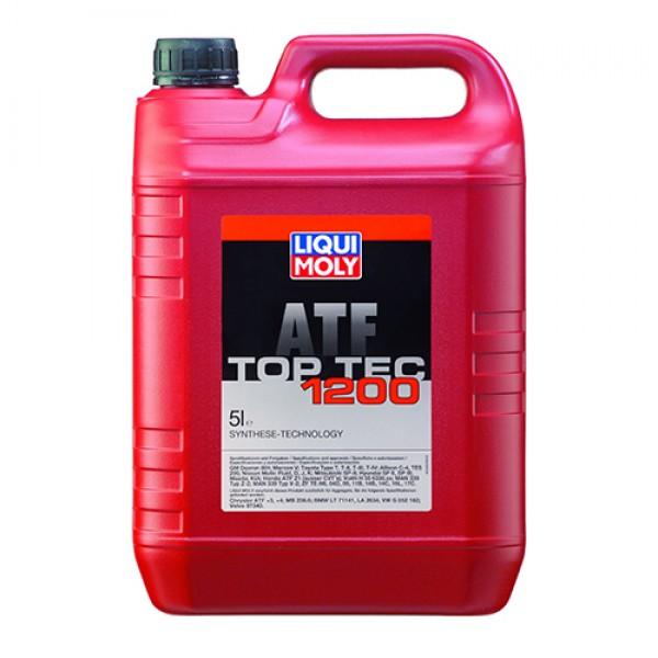 Масло для АКПП і гідроприводів - Top Tec ATF 1200 5 л. 1