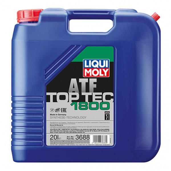 Масло для АКПП і гідроприводів - Top Tec ATF 1800 20 л. 1