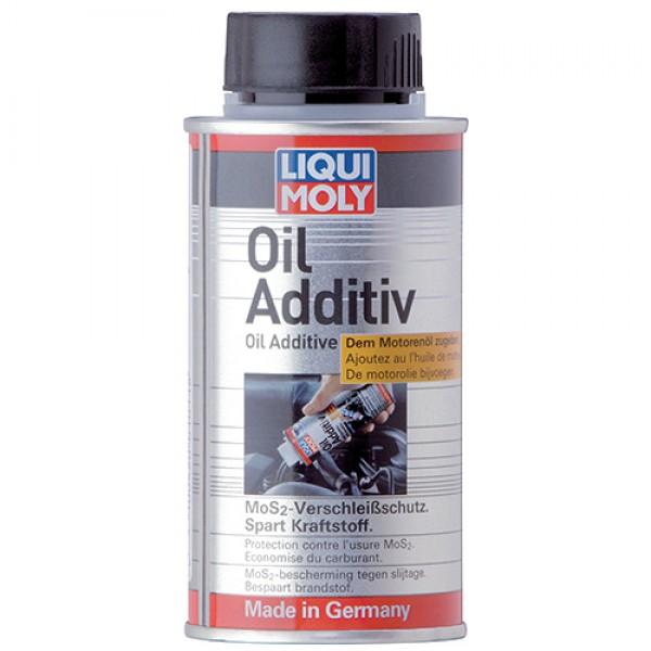 Протизношувальна присадка для двигуна - Liqui Moly Oil Additiv 125 мл. (3901) 1