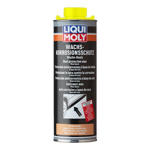 Антикор для прихованих порожнин - Liqui Moly Wachs-Korrosionsschutz 1 л. (6104) 1