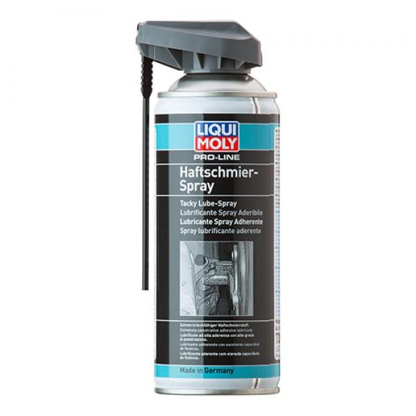 Професійна сверхліпкая мастило спрей Pro-Line Haftschmier Spray 0,4 л. 1