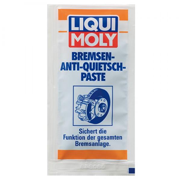 Паста для гальмівної системи (синя) - Bremsen-Anti-Quietsch-Paste 10 мл. (7585) 1