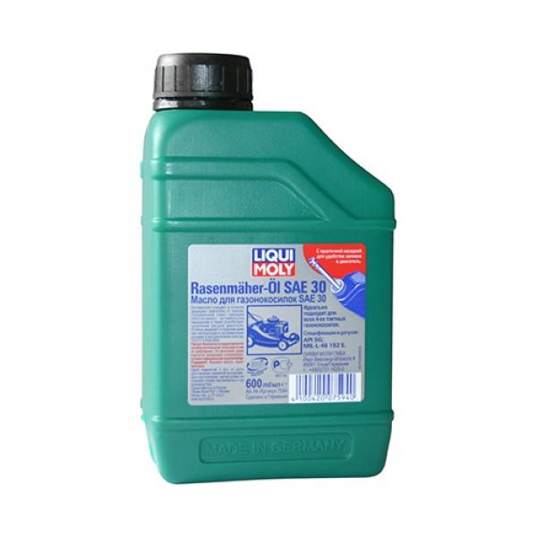 Масло для газонокосарок - Rasenmuher-Oil SAE HD 30 0,6 л. 1