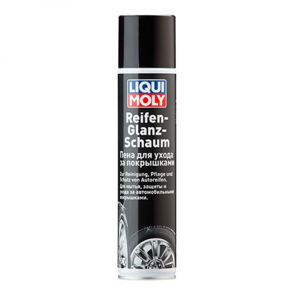 Засіб для чистки та догляду шин - Liqui Moly Reifen-Glanz-Schaum 300 мл. (7601) 1