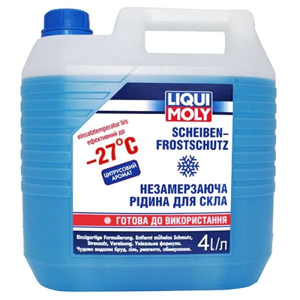 Омивач скла - Scheiben Frostschutz -27С 4 л. 1