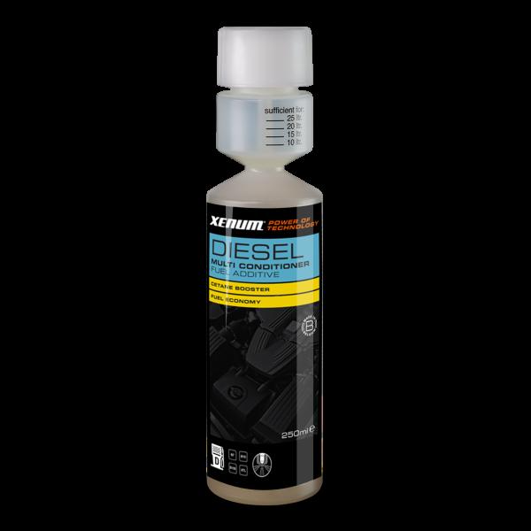 Багатофункціональна добавка в дизельне паливо XENUM DIESEL MULTI CONDITIONER 1
