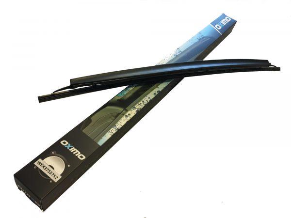 Щітки склоочисника модельні комплект 2 шт OXIMO WEX3752 1
