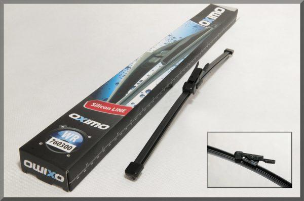 Щітка склоочисника задня 300 mm OXIMO WR760300 1