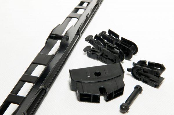 Щітка склоочисника для вантажних автомобілів та автобусів 550 mm OXIMO WUSAG550 3