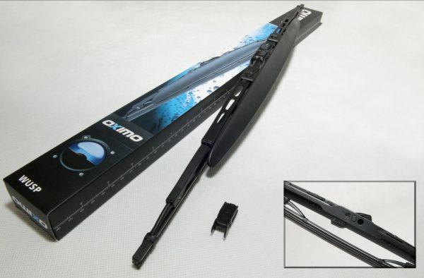 Щітка склоочисника каркасна зі спойлером 600 mm OXIMO WUSP600 1