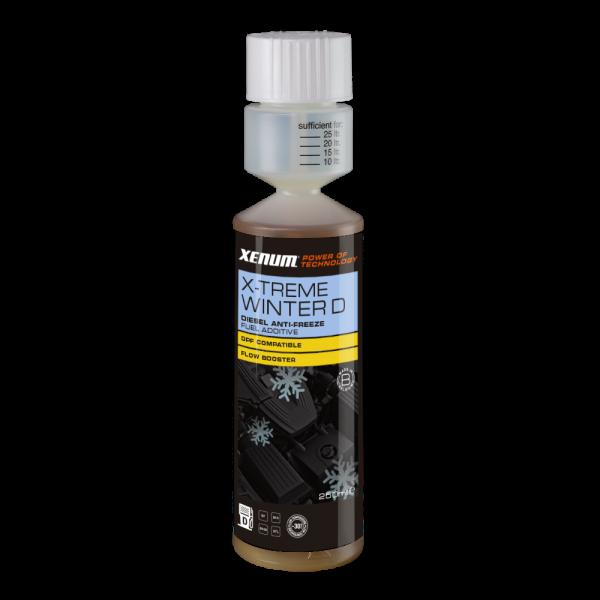 Антифризна присадка для дизельних двигунів XENUM X-TREME WINTER D 2