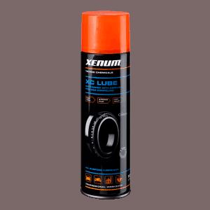 Універсальна аерозольна змазка з Cerflon® XENUM XC LUBE 500 мл (4014500) 2