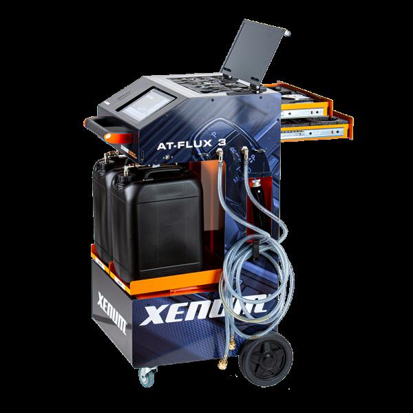 Установка для автоматической очистки АКПП и замены масла XENUM AT-FLUX 3 (8880004) 1