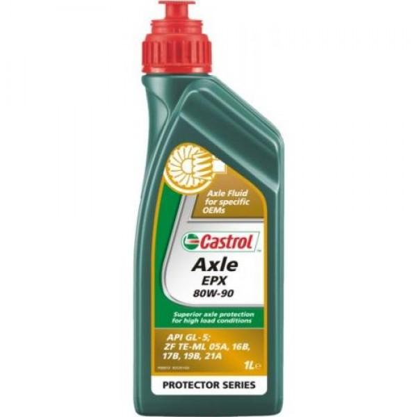 Трансмиссионное масло Axle EPX 80W-90 1л. 1