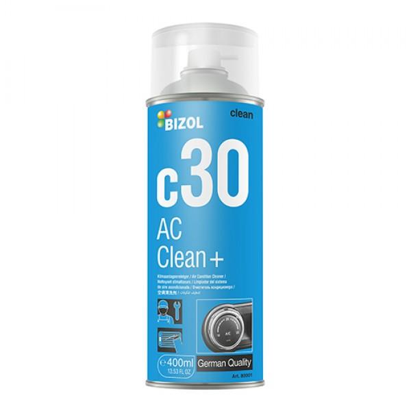 Очищувач кондиціонера - BIZOL AC Clean + c30 0,4л 1
