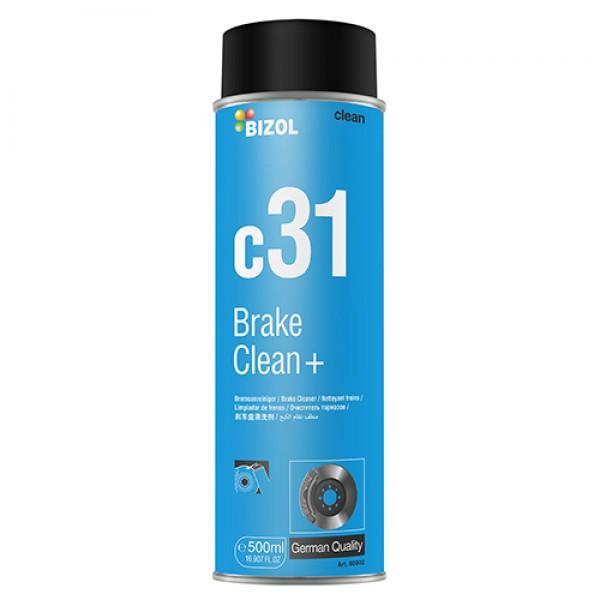 Очищувач гальмівної системи - BIZOL Brake Clean + c31 0,5л 1