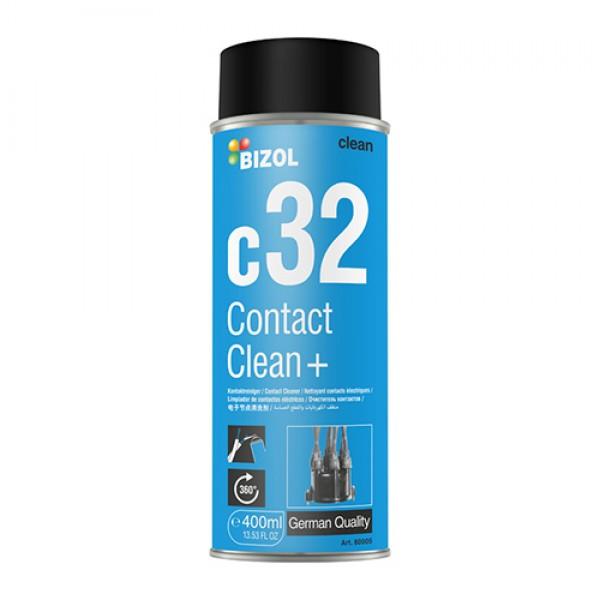 Очиститель контактов - BIZOL Contact Clean + c32 0,4л 1