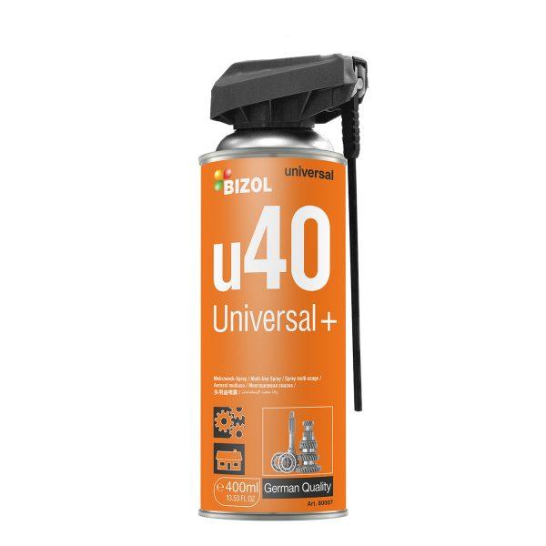 Багатофункціональний аерозоль - BIZOL Universal + u40 0,4л 1
