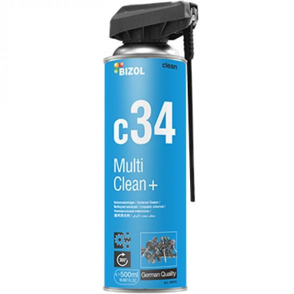 Універсальний очищувач - BIZOL Multi Clean + c34 0,5 л. 1